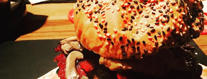 Fat Cow Burgers is one of Shanghai.