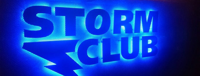 Storm Club is one of Prague.