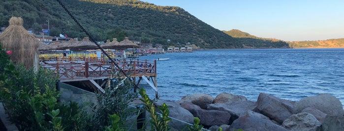 Kervansaray Hotel Restaurant is one of Çanakkale.