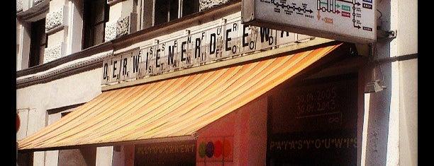 Der Wiener Deewan is one of Wien.