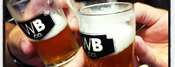 Wynwood Brewing Co. is one of Miami's Favorites.