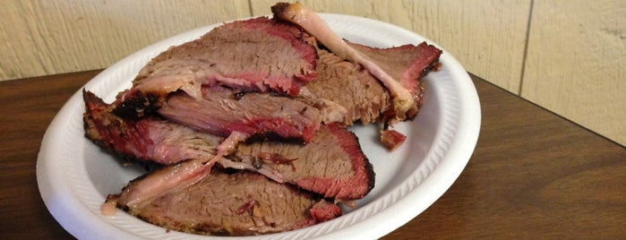 Zimmerhanzel's Bar-B-Que is one of BBQ Joints in Texas.