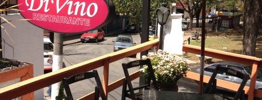 DiVino Restaurante is one of Hotspots SP.