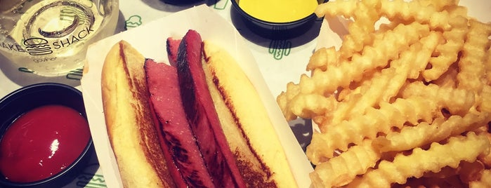 Shake Shack is one of Atlanta Miami.