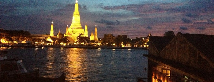 Sala Rattanakosin is one of The 15 Best Places with Scenic Views in Bangkok.