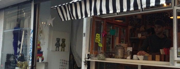 Jem Cafe is one of Espresso - Manhattan < 23rd.