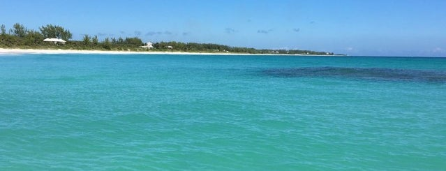 Windermere Island is one of Turks and Caicos.