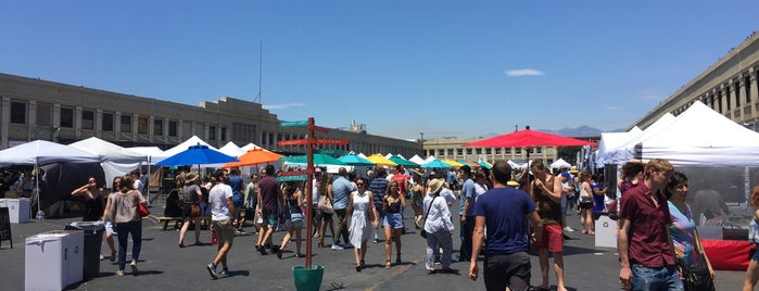 Smorgasburg Los Angeles is one of LA: Central, East, Valleys.