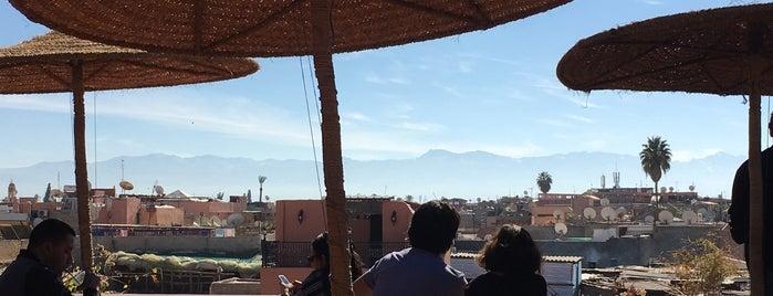 Café des Épices is one of Travel Guide to Marrakesh.
