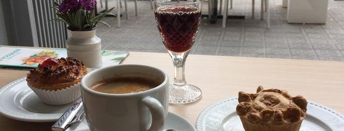 Amalia's Portuguese Flavours is one of Eat BCN.