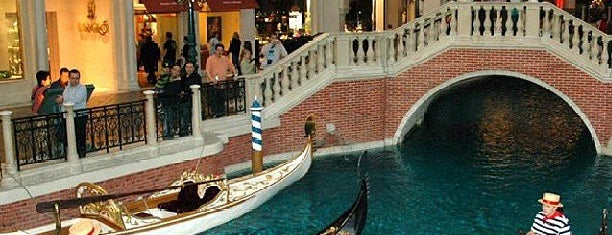 Venetian Resort & Casino is one of @MJVegas, Vegas Life Top 100.