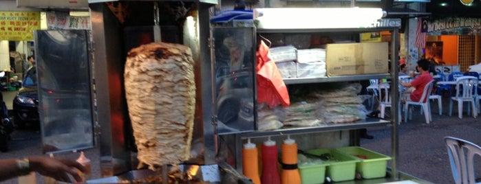 Turkish Kebab is one of W/o kids.