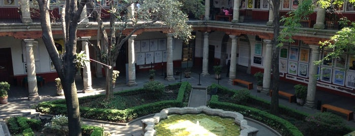 Museo Franz Mayer is one of Centro-Roma-Condesa-Polanco.