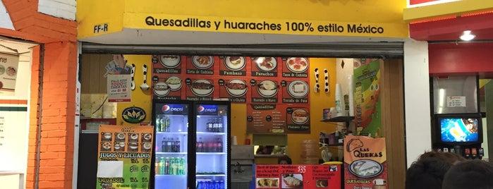 Las Quekas is one of Foodie lover.