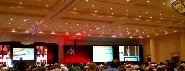 ICSC Florida Conference is one of Events and Programs.