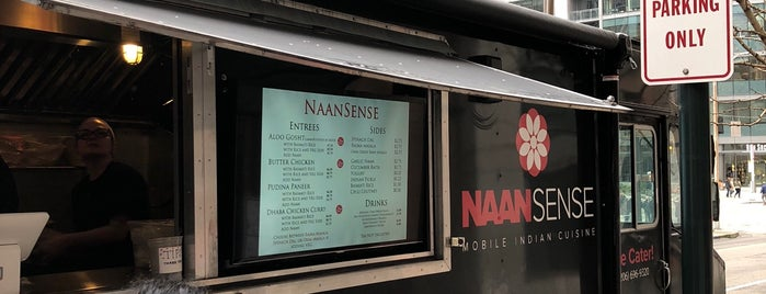 Naan Sense is one of Amazon Campus (SLU) Lunch Spots.