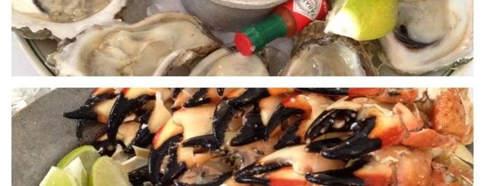 Joe's Stone Crab is one of Miami - South Beach.