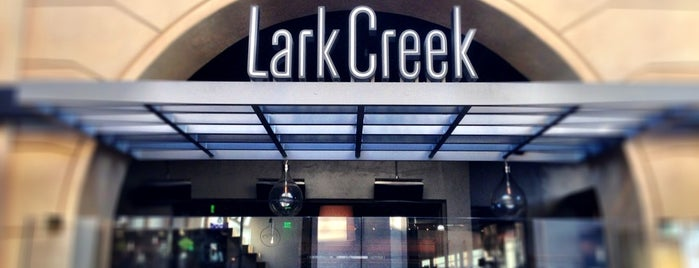 Lark Creek is one of LA/OC Restaurants.