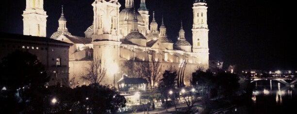 Basílica de Nuestra Señora del Pilar is one of HOSTAL TORRE MONTESANTO.