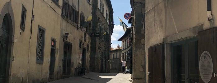 Cortona is one of Toscana.
