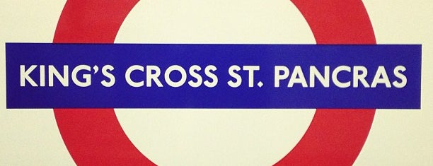 King's Cross St. Pancras London Underground Station is one of Tube Wifi Launch Stations Jun 2012.