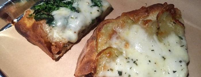 Triple Beam Pizza is one of LA.