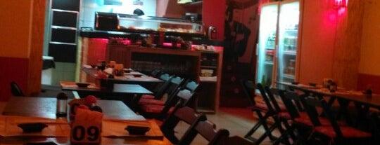 Samurai Sushi is one of Guia Rio Sushi by Hamond.
