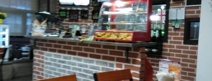 Пекаридзе is one of Feed me Minsk.