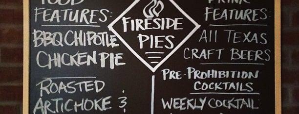 Fireside Pies is one of Top Food Picks In DFW.