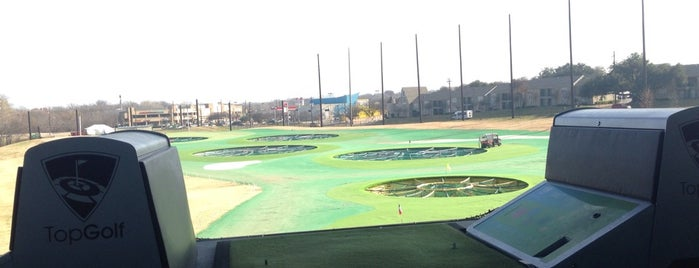 Topgolf is one of * Gr8 Golf Courses - Dallas Area.