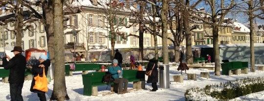 Münsterplattform is one of Guide to Bern's best spots.