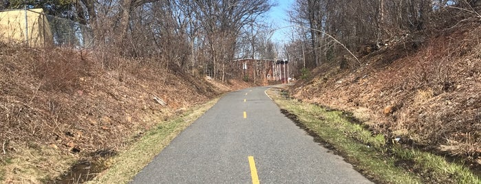 Assabet River Rail Trail is one of Hiking Trails - MA.