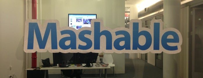 Mashable HQ is one of New York City.