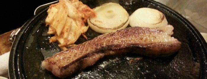 イベリコ豚石焼ダイニング おんどる 渋谷本店 is one of 500 yen lunch.