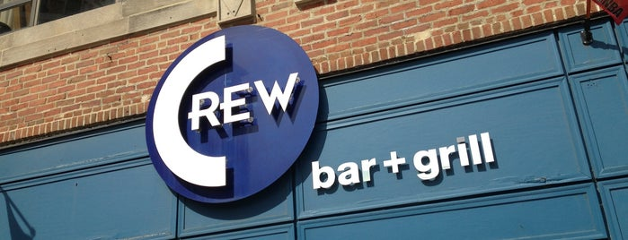 Crew Bar and Grill is one of 2013 Chicago Craft Beer Week venues.