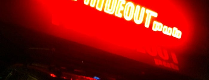 Hideout Pub is one of Clubs, Pubs & Nightlife in ATX.