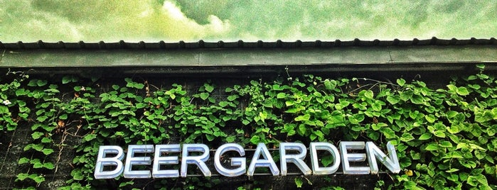 Beer Garden is one of Destination in Jakarta..