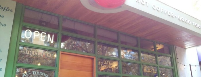 Jo's Coffee is one of #Austin.