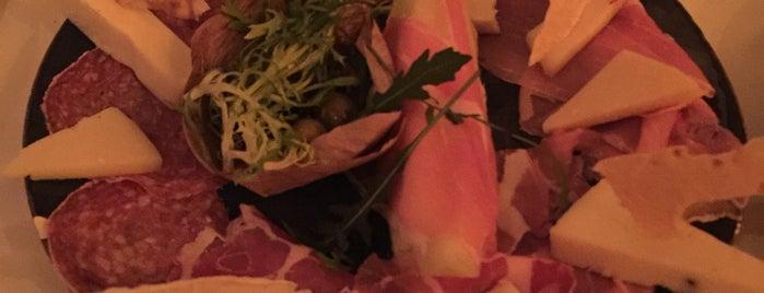 Trattoria Italiana is one of Must-visit Food in Leeuwarden.
