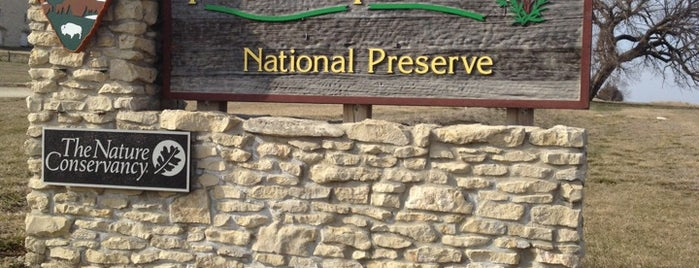 Tallgrass Prairie National Preserve is one of National Parks.