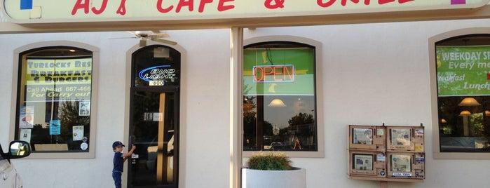 Aj S Cafe Turlock