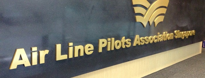Air Line Pilots Association – Singapore is one of Airports & Hotels.