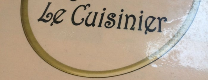 Le Cuisiner is one of Cafe Hop PG.