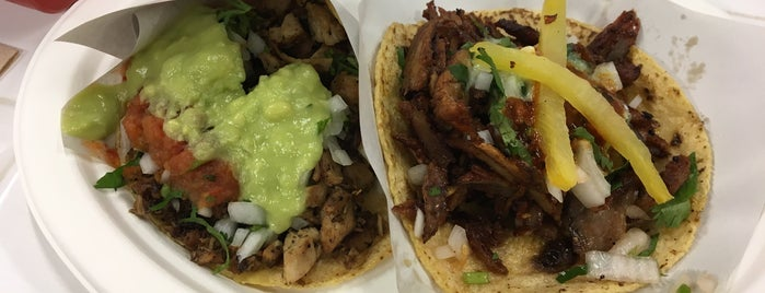 Los Tacos No. 1 is one of NYC Manhattan 14th-65th Sts & Central Park.