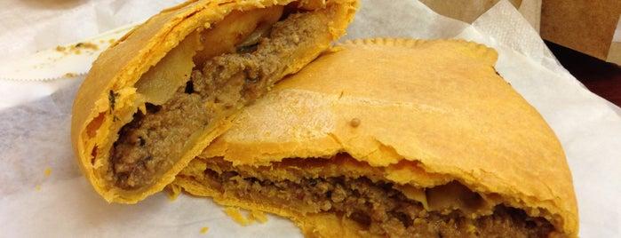 Christie's Jamaican Patties is one of Brooklyn Eateries.