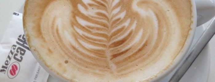 Mezza Caffe is one of Hamilton Area: To-Do.