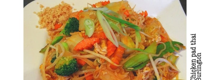 Siam Dish is one of Oakville/Burlington to-do, eat and visit.