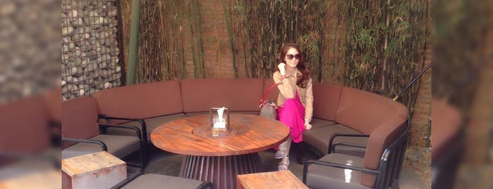 Api Unggun Cafe & Lounge is one of Guide to Bandung's best spots.