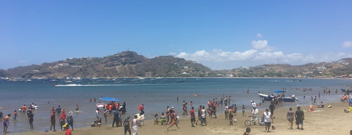 San Juan del Sur is one of Locations Discovered.