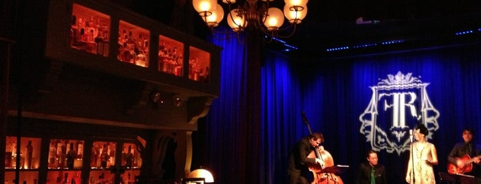 The Flatiron Room is one of The 15 Best Places with Live Music in New York City.